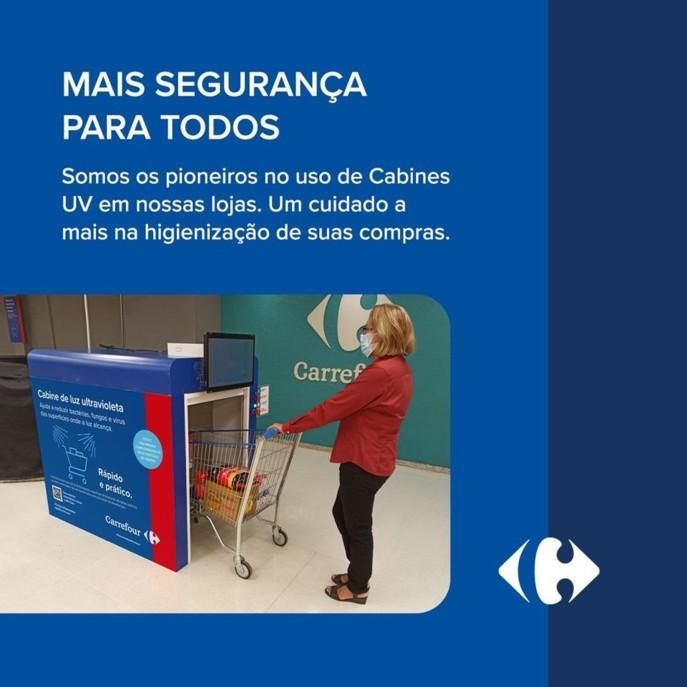 Photo : Carrefour Brésil.