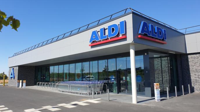 Un magasin Aldi au concept ANIKo