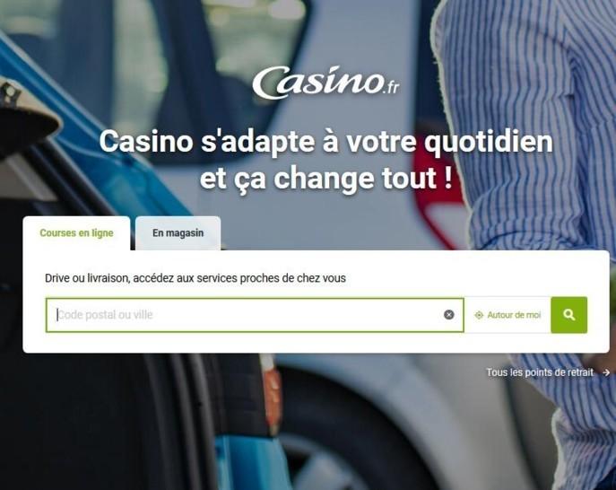 Casino relance la guerre des prix en drive