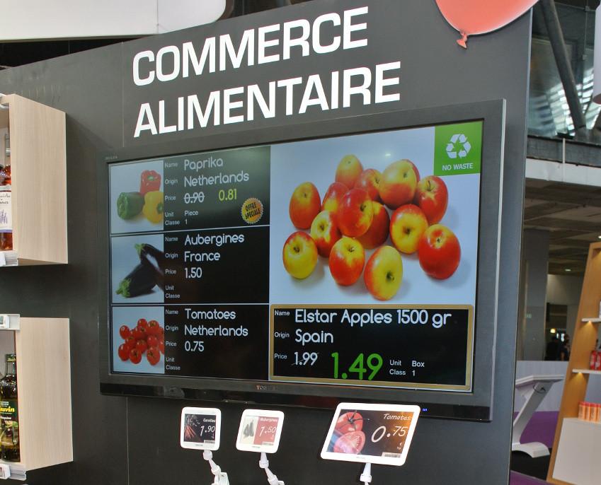 Le Connect'Store préfigure le commerce connecté de demain